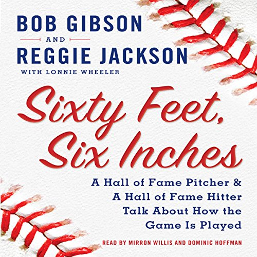 Sixty Feet, Six Inches audiobook cover art