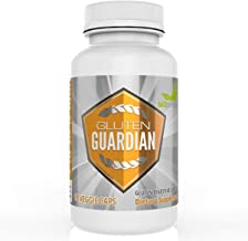 Gluten Guardian - A Digestive Enzyme Supplement for Gluten Digestion - Contains DPP-IV to Digest Wheat, Bar...