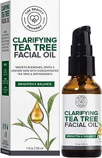 Beauty Foundry Tea Tree Facial Oil…