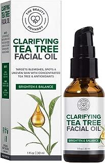 Beauty Foundry Tea Tree Facial Oil