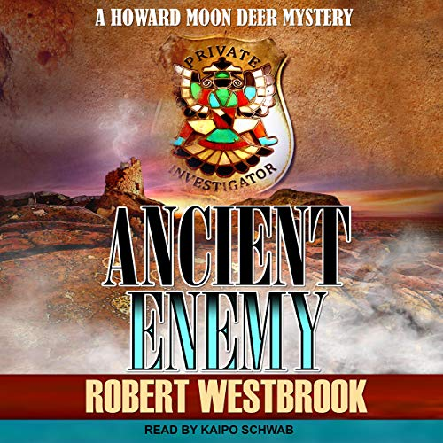 Ancient Enemy Audiobook By Robert Westbrook cover art