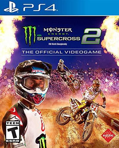 Monster Energy Supercross: The Official Videogame 2 (輸入版:北米) - PS4