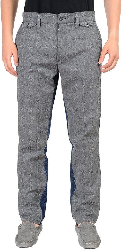 Dolce & Gabbana Men's Multi-Color Casual Pants
