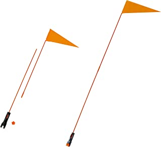 Trademark Innovations 5' Safety Flag with Bicycle Mounting Bracket