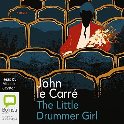 The Little Drummer Girl audiobook cover art