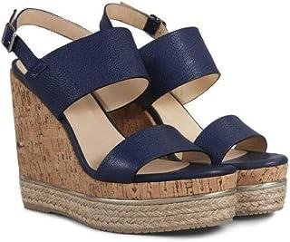 promociones HOGAN - Wedge Wedge Wedge Sandals H324 - HXW3240X820BUVU800  producto de calidad