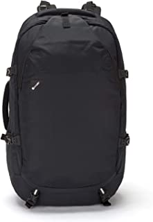 Venturesafe Exp55 Anti-theft Travel Pack - Black Travel Backpack