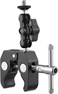 SmallRig Multi-Functional Ballhead Clamp Magic Arm Adapter with Bottom Clamp and Standard Screw - 2161