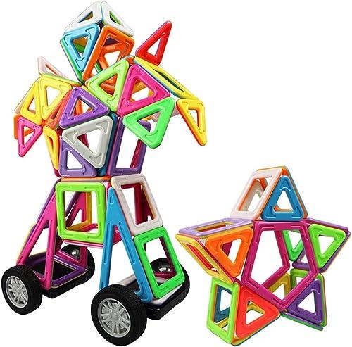 centro comercial de moda Zgifts 109PCS 109PCS 109PCS Bloques magnéticos Bloques construcción magnéticos Tech azulejos de construcción Set Car Modeling para Niños Juguetes educativos para Niños y niñas  las mejores marcas venden barato