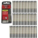 Roto-Zip X-Bits for Drywall Routers and Roto Tools - 5/32' Guide-Point Cutout Bits (50-Pack)