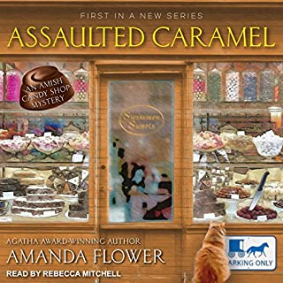 Assaulted Caramel audiobook cover art