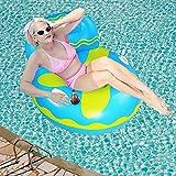 Piscina hinchable flotante para piscina, para adultos, sillón de agua para piscina para niños