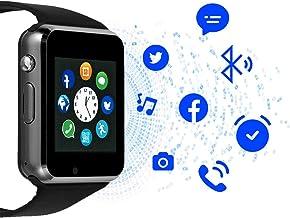 Janker Smart Watch,Bluetooth Smartwatch with SIM Card Slot Camera Music Player Phone..