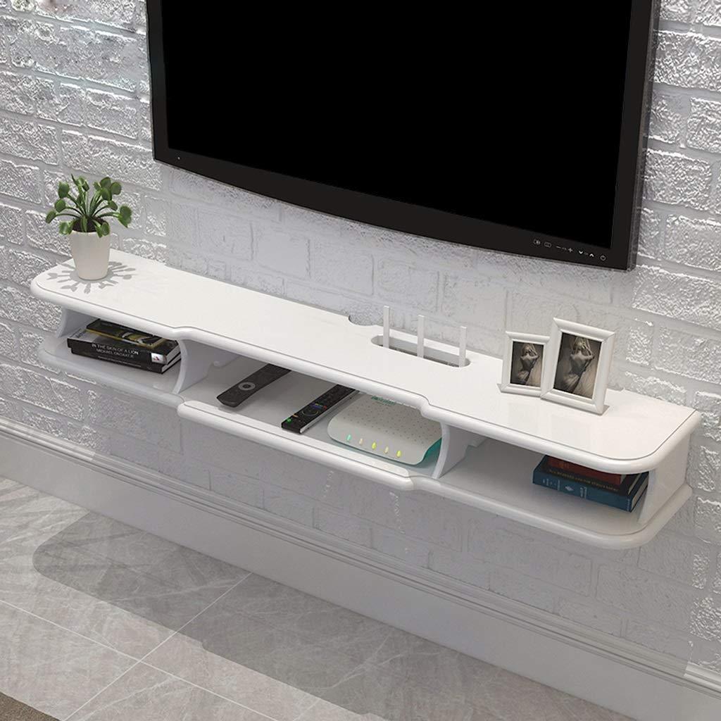 Televisor Montado en la Pared Router WiFi Set Top Box TV, TV Rack ...
