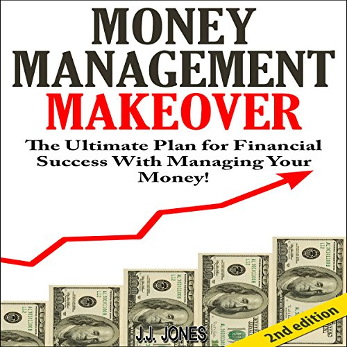 Money Management Makeover 2nd Edition audiobook cover art