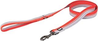 Hurtta Weekend Warrior ECO Dog Leash, Rosehip, 6 ft Long x 1-1/4 in