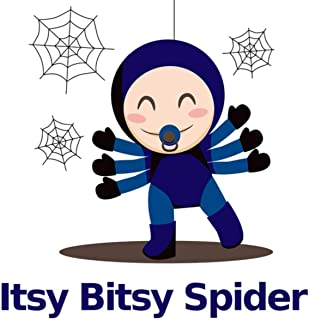 Itsy Bitsy Spider (Piano Version)
