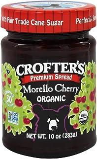 Crofters Organic Morello Cherry Conserve, 10 Ounce - 6 per case.