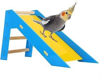 RBSD Climb Slide Ladders, ofarlig klättring lastare slide leksaker för fåglar