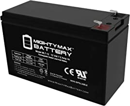 باتری Mighty Max Battery 12V 7AH SLA for Henes Broon RC Ride On Toy Car Model T870-WHT محصول برند