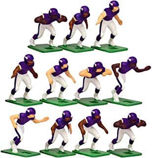 Minnesota VikingsHome Jersey NFL Action Figure Set