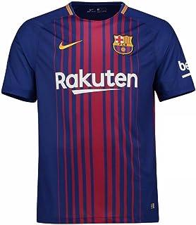NIKE(ナイキ) FCバルセロナ ホームユニフォーム 2017/18 FC Barcelona Home Shirt 2017/18 [並行輸入品]...