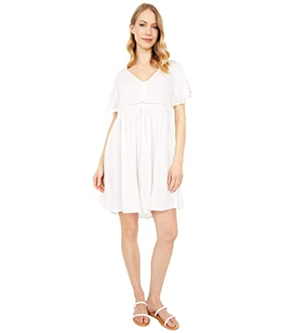 Rip Curl In Your Dreams Dress (White) Women