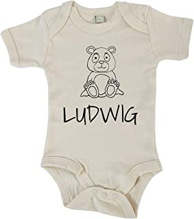 JOllify JOllipets Baby Strampler - LUDWIG - 100% BIO - Variante: Tiere Zoo