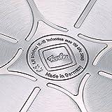 Fissler vitavit premium / Schnellkochtopf-Set, 2-teilig (4,5 L & 2,5 L - Ø 22cm) Edelstahl-Dampfkochtopf & Schnell-Bratpfanne - Induktion - 3
