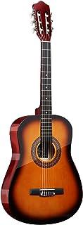 جيتار خشبي 38 بوصة كلاسيكي صوتي 6 خيوط للطلاب المبتدئين (غروب الشمس)