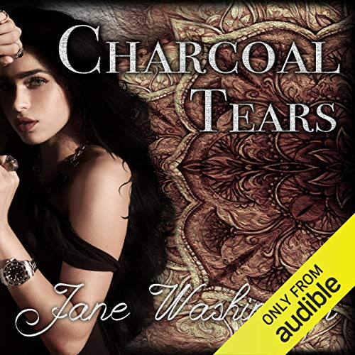 Charcoal Tears audiobook cover art