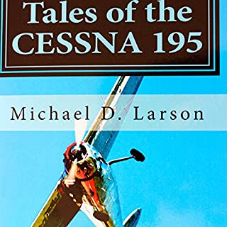 Tales of the Cessna 195 audiobook cover art