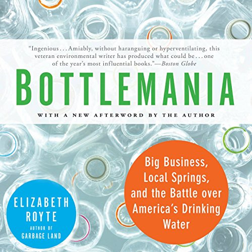 Bottlemania audiobook cover art