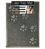 Quality Gray Cat Litter Trap Mat,...