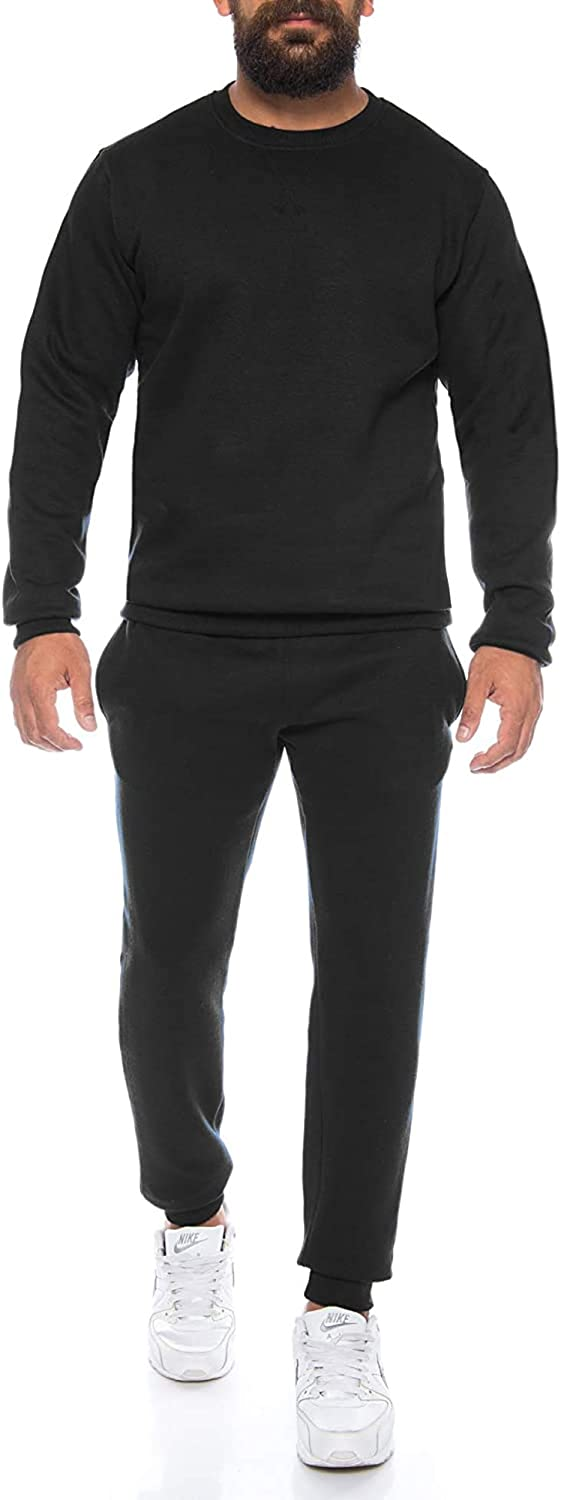 COOFANDY Mens Sweatsuits 2 Piece High quality new Co Hoodie Casual Tracksuit Sets discount