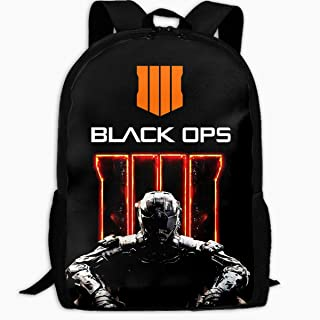 GuquxinG Call,Black Ops 4 Duty Adult Fashion Multi-Purpose Backpack