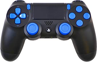 Blue Out Master Modded PS4 Controller, Black Ops 3, All Games