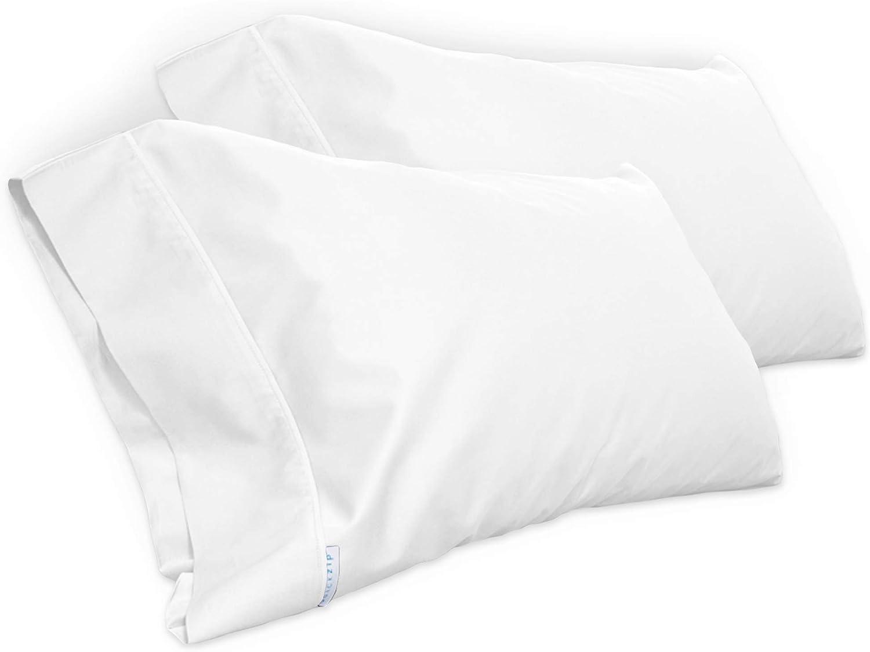 QuickZip Sateen Pillow Case King Size S 39