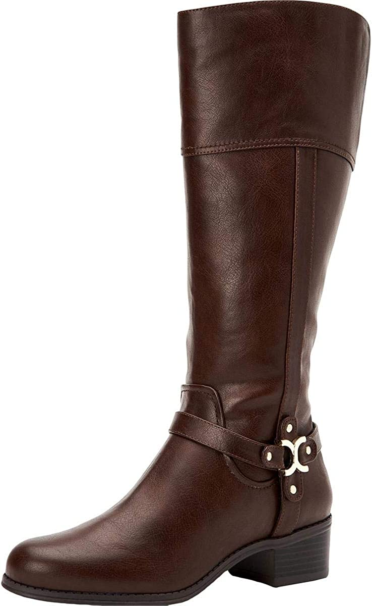 Charter Club Womens Helenn Closed Toe Knee High Fashion Boots