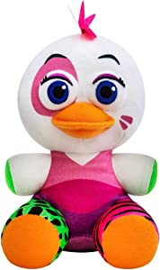Funko Plush: Five Nights at Freddy's, Security Breach - Glamrock Chica, Multicolour, 6 inches