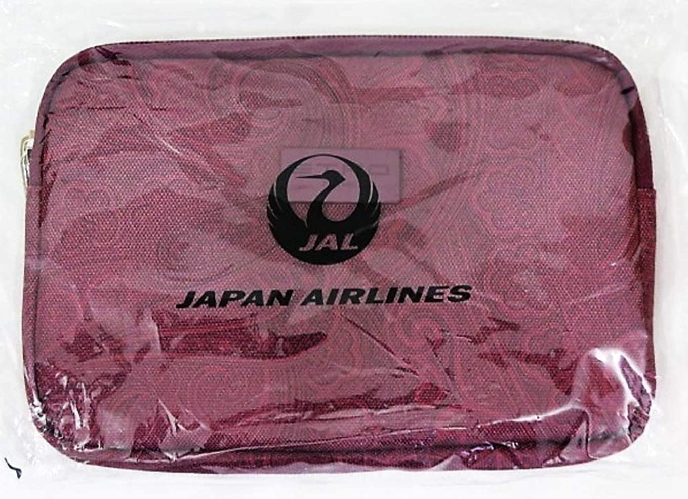 あなたが良くなります葡萄シルクエトロ ETRO ポーチ JAL ビジネスクラス アメニティセット ボルドー