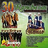 30 Rancheras Con Los Reyes Del Arpa