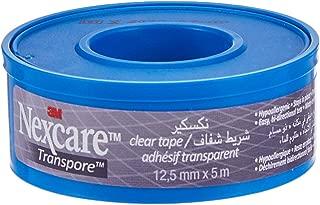 3M Nexcare Transpore Tape, 12.5 * 5m, 18 spl/box