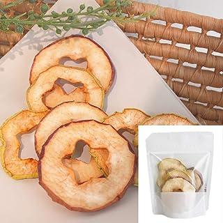 【うさぎ ハムスター 小動物用】無添加 乾燥りんご 国産 青森産 60g / ラビットフード モルモット デグー 乾燥リンゴ ウサギ フェレット おやつ 兎のえさ