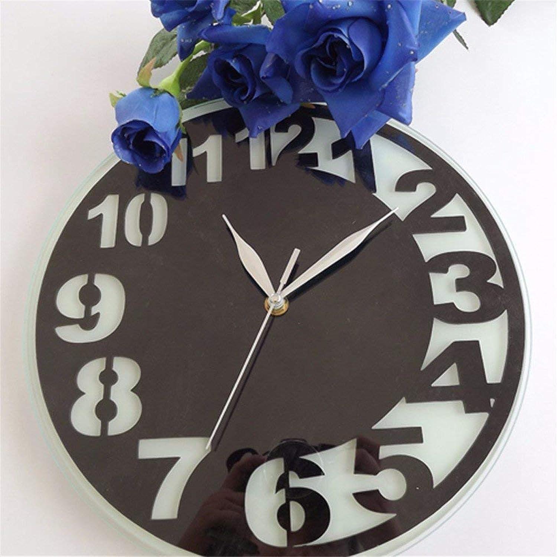 compras en linea BAIJJ Reloj de Sala Sala Sala Reloj de Parojo Creativo Reloj de Parojo Creativo Arte Decorativo Reloj de Cuarzo  tienda en linea