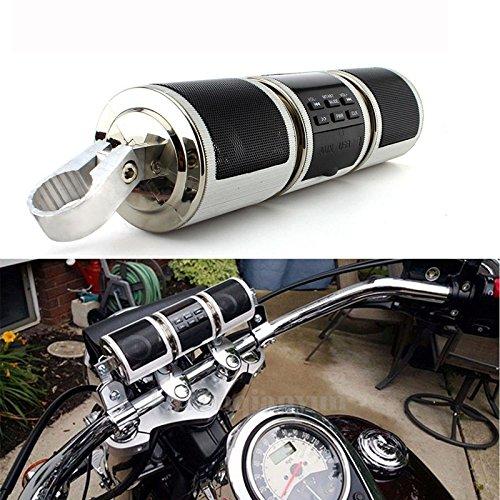 PYLE PLMCA30 Sistema de altavoces para motos de 400 W negro