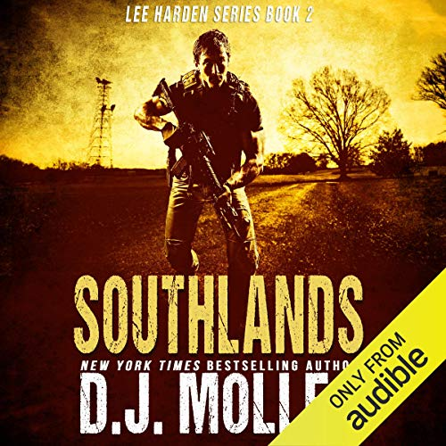 Southlands audiobook cover art