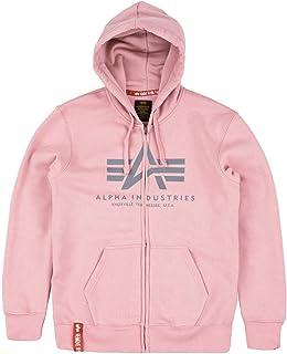 Alpha Industries Uomo Maglieria / Hoodies con zip Basic