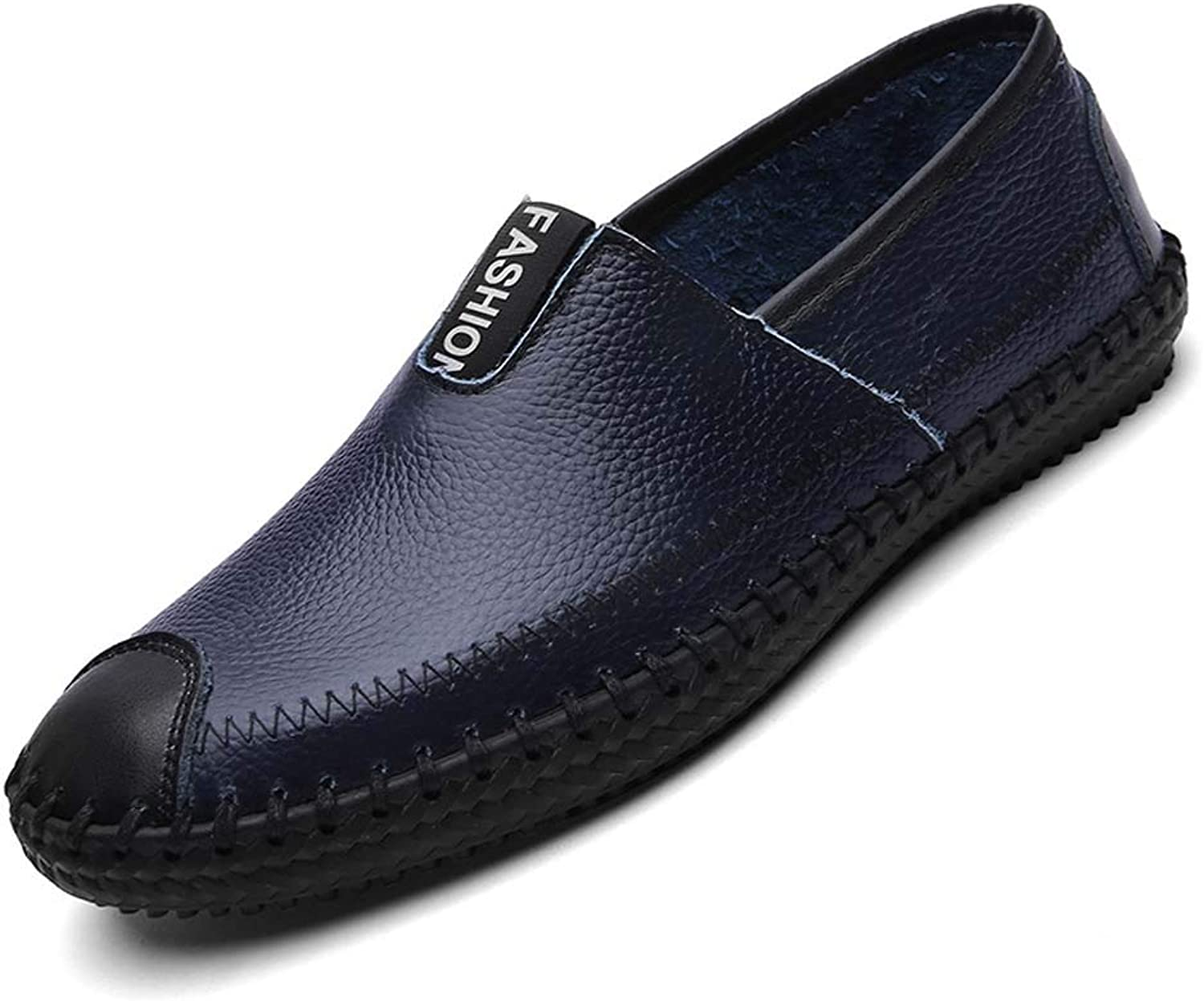 MSSugar Men Moccasin Casual Slip-Ons low Loafers Driving shoes