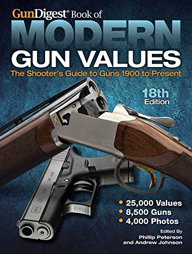 Gun Digest Book of Modern Gun Values: The Shooter's Guide to Guns 1900 to Present (English Edition)